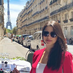 مدون    Yasmine Ktiri - Lifestyle and travel influencer